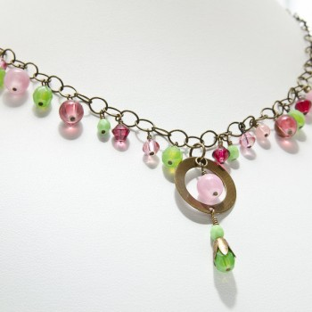 Summer in Paris Necklace