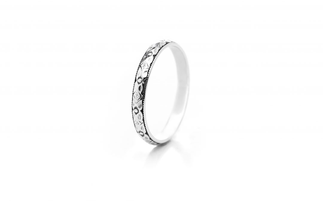Timeless Stackable Ring – Sterling Silver